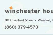 Winchester Housing Authority, 80 Chestnut Grove Winsted, CT 06098